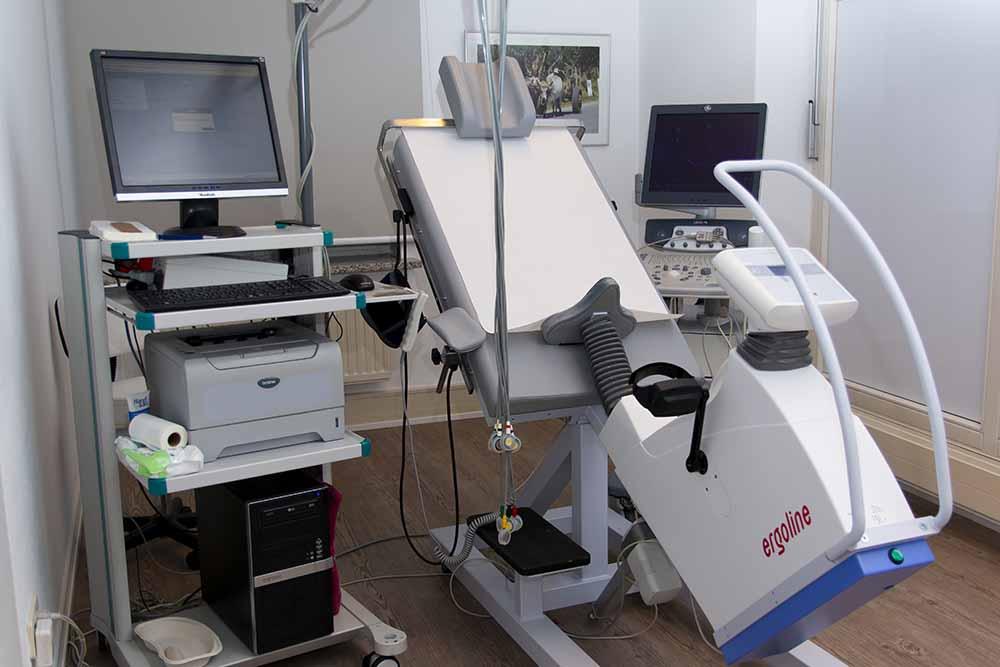 Kardiologie am Uhrenblock - Praxis Rendsburg
